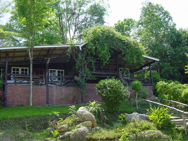 Umphang Hill Resort