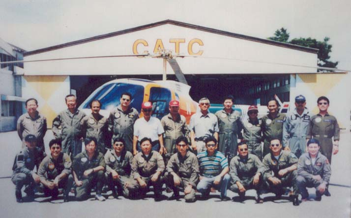Thailand's General Aviation Pioneers of Today (photo: CATC Hua Hin)