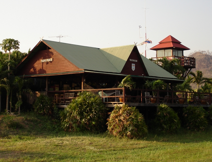 The Bushpilot Clubhouse in Bang Phra