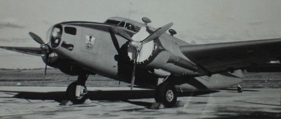 Lockheed Hudson or Ventura (unconfirmed)